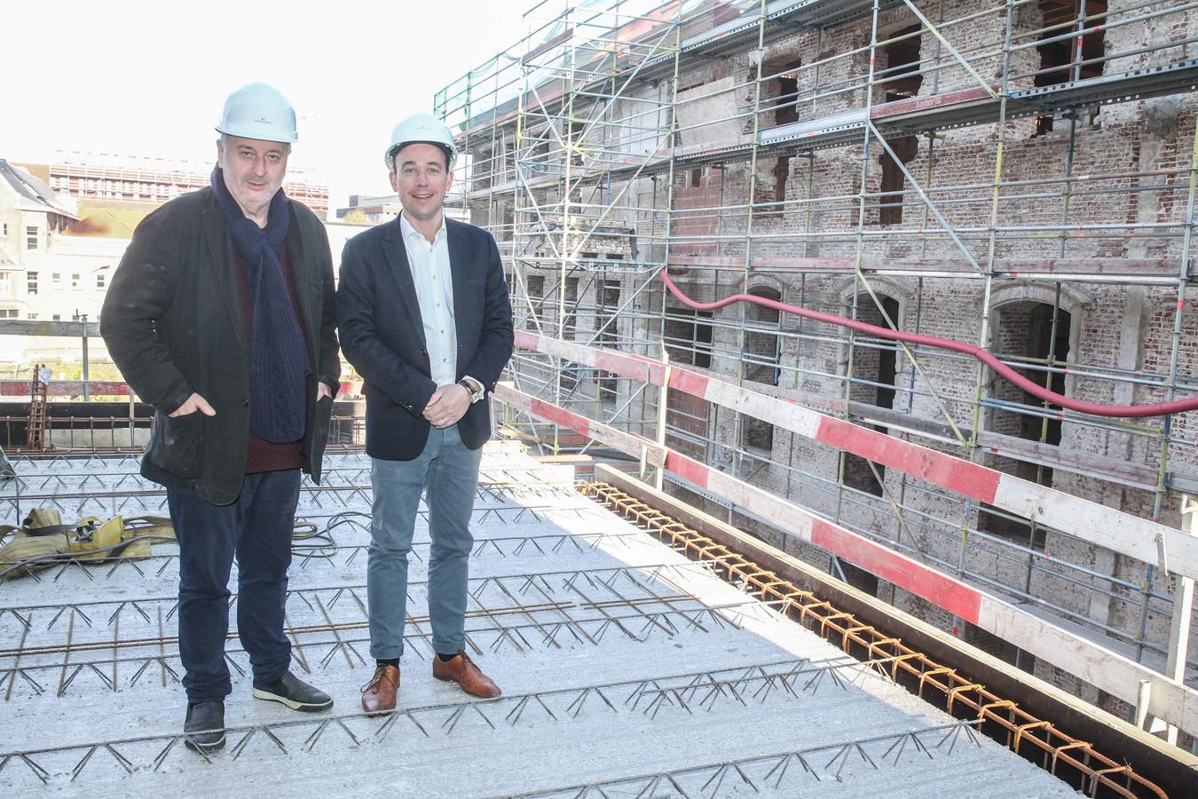 Nieuwe Stadswijk Herstelt Koninklijke Kunstacademie In Oude Glorie Architecturaal Erfgoed Krijgt Centrale Plaats Foto Pzc Nl