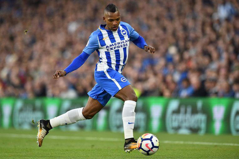 Brighton betaalde 18 miljoen euro aan Club voor José Izquierdo. Beeld AFP