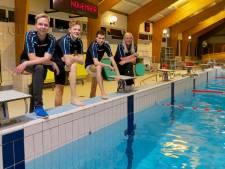 2000 euro voor zwemvereniging Westland door verkoop loten met belactie