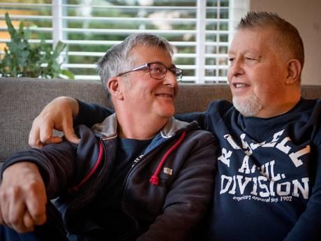 Gerrit kreeg een nier van zijn broer: Hij  heeft mijn leven gered