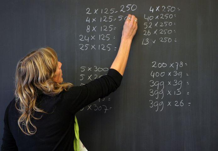 Pabo's zien het aantal studenten groeien. Vooral mensen die een carrièreswitch overwegen, gaan terug in de schoolbanken.