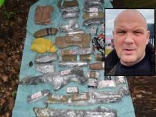 'Diverse DNA-sporen' in wapenopslag waar mitrailleur lag waarmee Henk Wolters uit Zwolle is vermoord