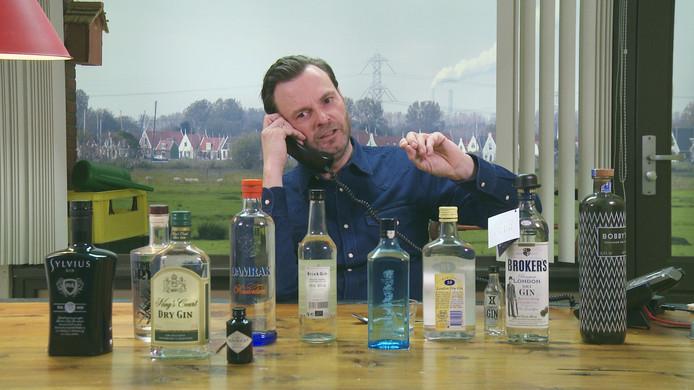 De Keuringsdienst van Waarde dook in de wondere wereld van gin.
