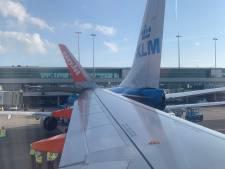 Luchtverkeersleider biedt excuses aan voor botsing KLM en Easyjet