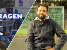 25 vragen aan... HSV Hoek-middenvelder Jonathan Constansia
