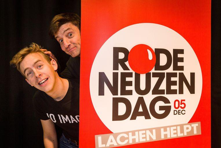 Jonas Van Geel en Koen Wauters. Beeld PHOTO_NEWS