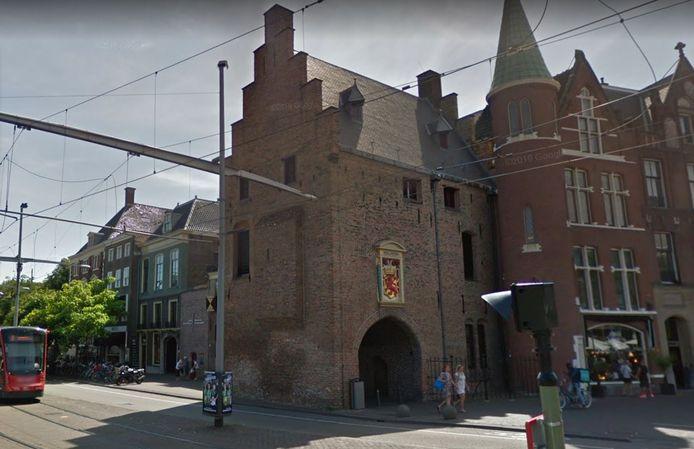 De Gevangenpoort in Den Haag.