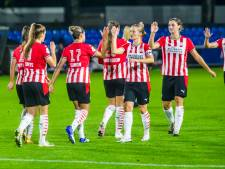 PSV maakt in tweede helft het verschil met PEC Zwolle