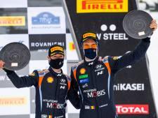 Rallye: Neuville et Wydaeghe remportent le la manche d'ouverture du championnat d'Italie