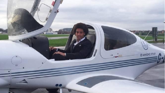 """Witsel investeert in Belgisch luchtvaartbedrijf: """"Ik wil iets terugdoen voor mijn land"""""""