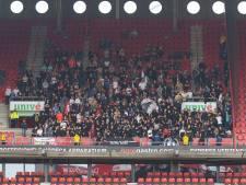 FC Twente is wangedrag fans uitvak zat en wil meer bescherming eigen supporters