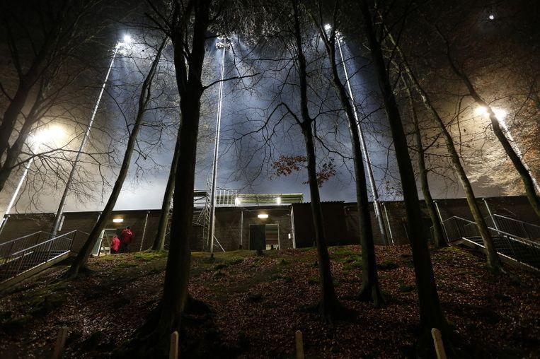 Het stadion van AGOVV. Beeld PRO SHOTS