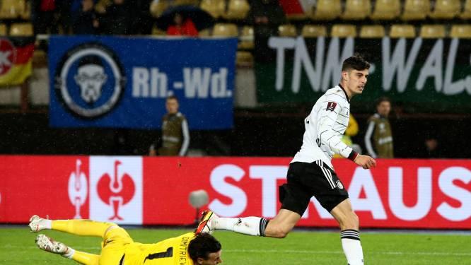 Duitsland eerste land dat zich kwalificeert voor WK 2022, Hansi Flick evenaart Joachim Löw