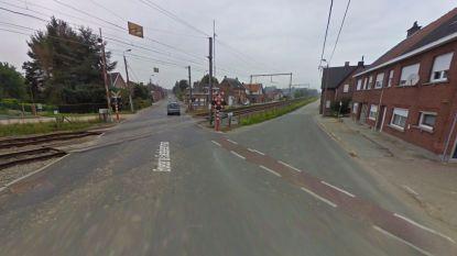 Spooroverweg Steenstraat week lang afgesloten