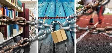Geldtekort gemeenten: bezuinigen op zwembaden, bibliotheken en onderhoud 'onvermijdelijk'