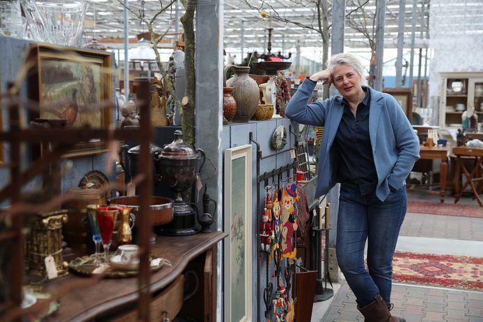 Meggie de Bont verhuist haar pent broccanterie in Groenrijk Asten-Heusden
