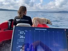 Vrienden van vermiste Samuël (22) zijn hoopvol; speurhond Saltro slaat aan op het meer van Bracciano