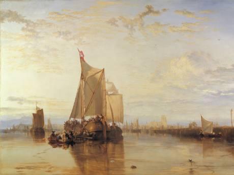 Dordrecht als bedevaartplaats voor Engelands beroemdste kunstenaar William Turner