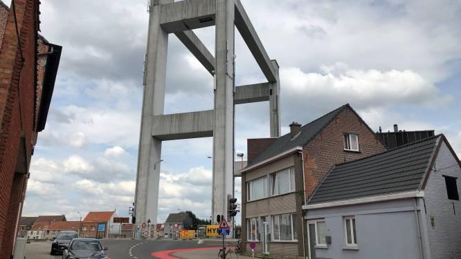 Opnieuw werken aan brug Humbeek: veerboot zal fietsers en wandelaars overzetten