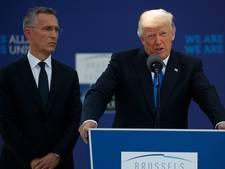 Bitse woordenstrijd over geld op NAVO-top