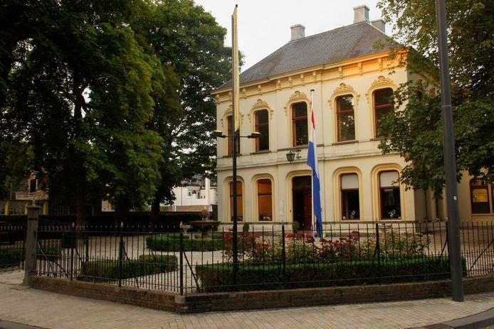 Villa De Vier Jaargetijden aan de Noordstraat. Foto Arno Dingemans.