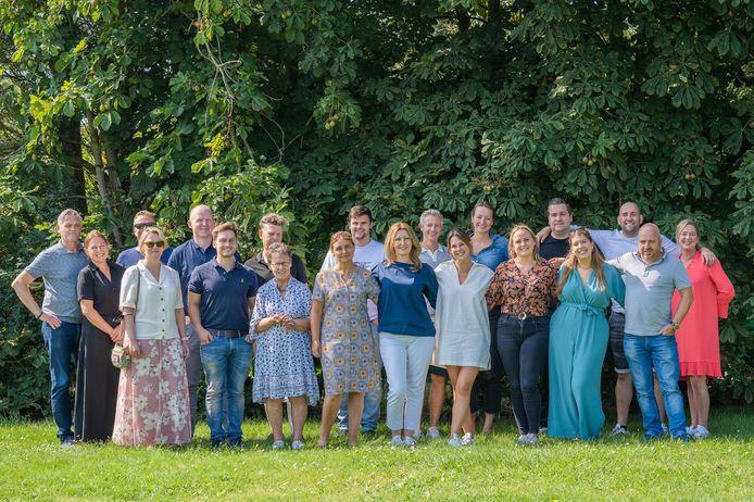 De zussen die Chemotivé oprichtten en de leden van de Businessclub van Kortenberg organiseren samen een loopevenement.