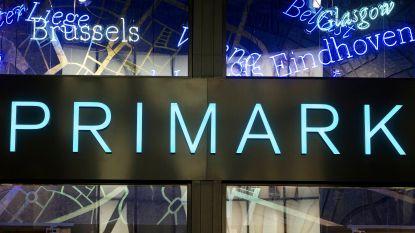 Oxfam voert actie aan Primark Brussel voor meer transparantie in textielsector