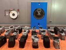 Douane onderschept opnieuw honderden kilo's aan coke in de Rotterdamse haven