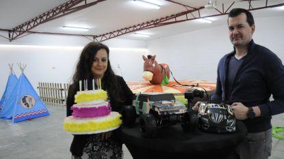 De Funschuur lanceert feestzaal voor kinderen