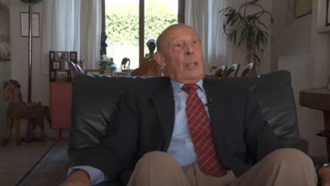De man die Waarschoot in 1976 kon 'redden' van fusie: oud-minister Luc Dhoore (92) overleden