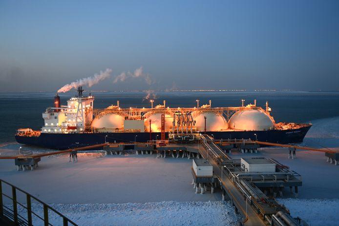 Lng-tankers, die vloeibaar gas vervoeren, verleggen soms hun koers omdat ze in een ander land een betere prijs voor hun gas kunnen krijgen.