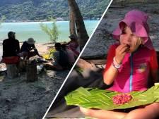 Eten, bidden en zingen op Maupiti   Zeezeilen met Zouterik #9