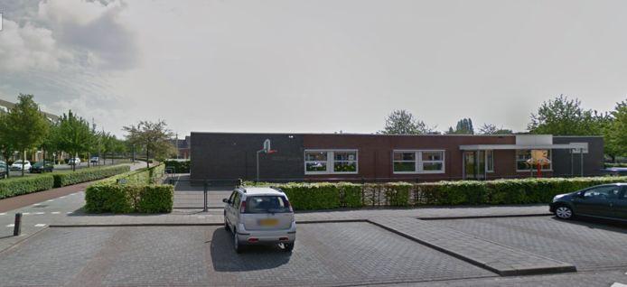 Een van de scholen van Fluvium. Meester Aafjes in Geldermalsen.