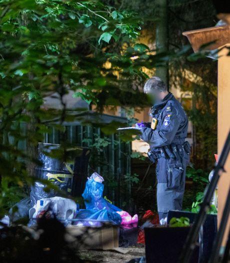 Drugslab ontmanteld op bungalowpark na massale vondst van drugsafval in de bossen