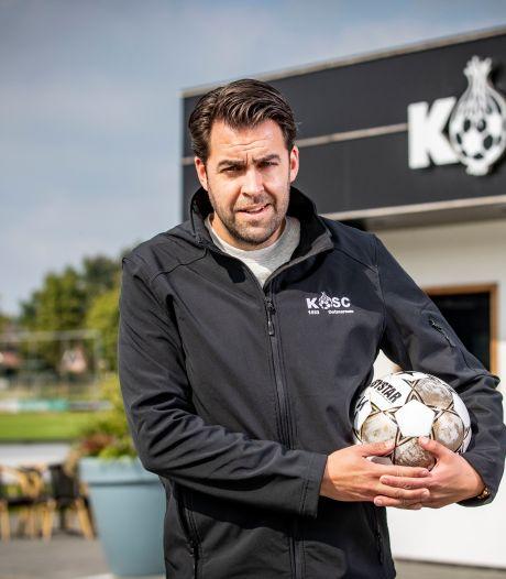 Rob Roelofs is terug bij KOSC. De voormalige speler is hoofdtrainer geworden: 'Het voelt voor mij als thuiskomen'