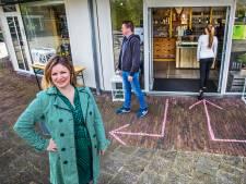 Onderzoeker Danica Mast: 'Kies liever voor een stip dan een vak in de anderhalve meter-samenleving'