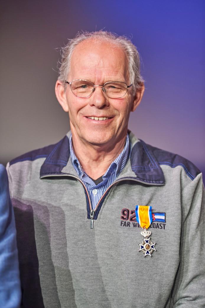 Bert Verbakel.