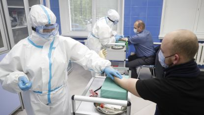 Nog mijlenver van groepsimmuniteit: geen 7 procent Belgen heeft antistoffen tegen coronavirus, toename volledig stilgevallen