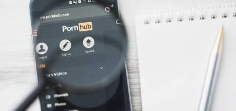 Vrouwen slepen pornosite Pornhub voor rechter vanwege video's met seksueel misbruik