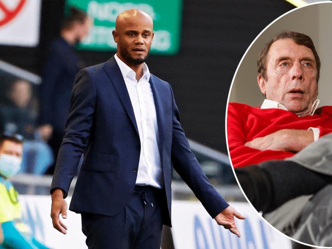 """Drie Anderlecht-iconen laten hun licht schijnen op Kompany: """"Begin met een vaste basisploeg, pas dan zullen resultaten volgen"""""""