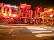 Stadsgehoorzaal kleurt rood voor evenementenbranche