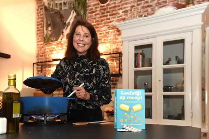 Huisarts Jacqui van Kemenade schreef het boek Leefstijl op Recept.