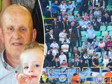 """Zoon Manchester City-fan die voor dood werd achtergelaten reageert voor de camera van VTM NIEUWS: """"Hopen dat vader erdoor komt"""""""