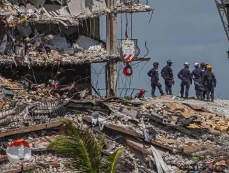 Biden brengt bezoek aan ingestort gebouw in Miami