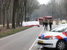 Automobilist overleden bij ernstig ongeluk in Heerde