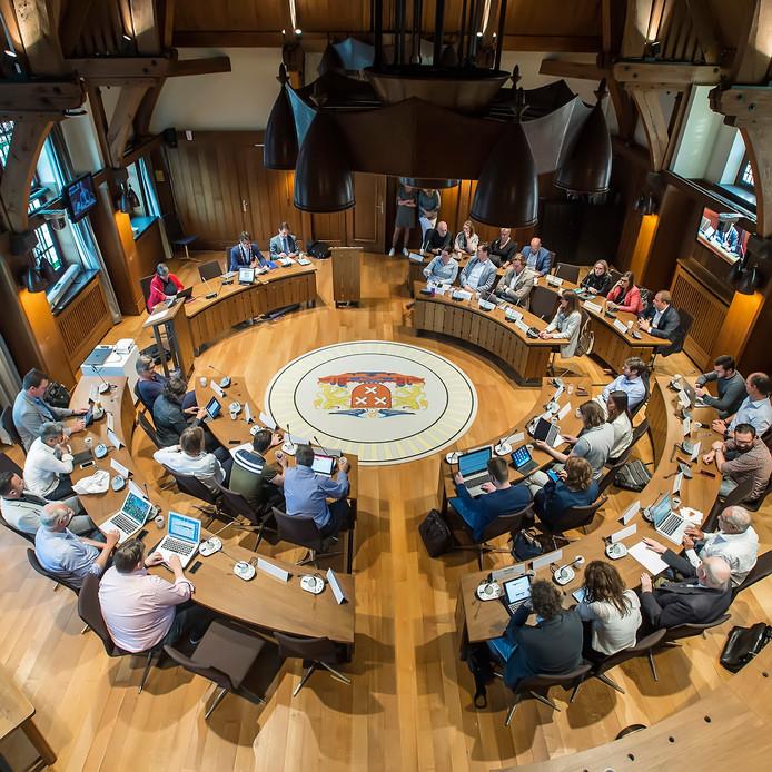 In de Bredase gemeenteraad heeft de nieuwe coalitie van VVD, D66 en PvdA 21 van de 39 zetels. De coalitie krijgt gedoogsteun van 50PLUS en (op onderdelen) van Breda '97.