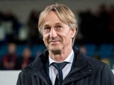 Adrie Koster kan het mooi afsluiten bij Willem II