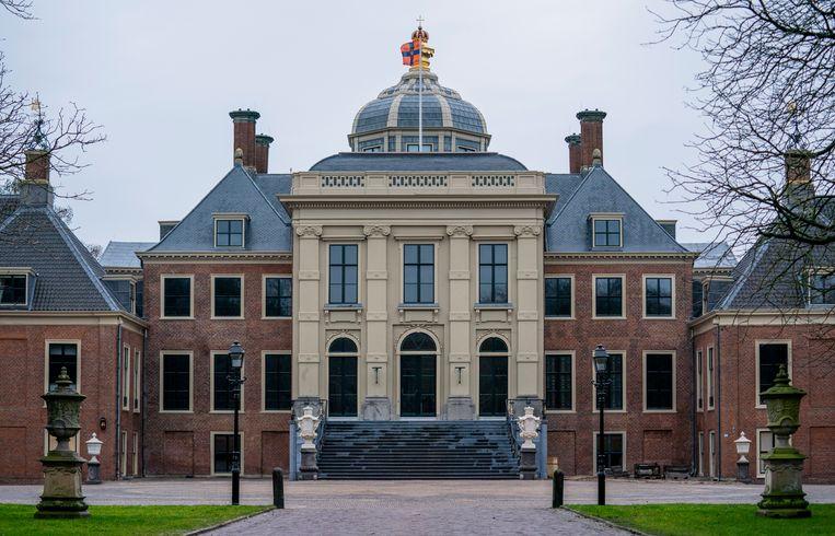 Paleis Huis ten Bosch in Den Haag.