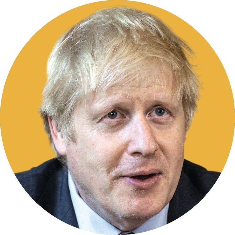 Boris Johnson Beeld rv