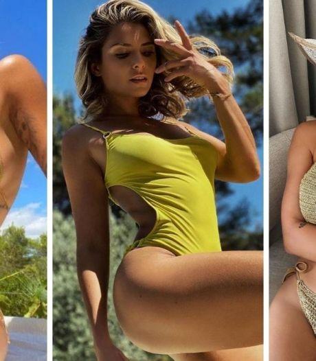 Les stars en vacances: les tendances maillot de bain et Bikini